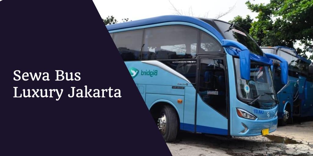 Sewa Bus Luxury Jakarta
