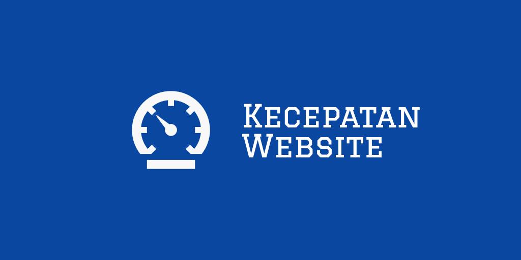 bagaimana kecepatan situs web?